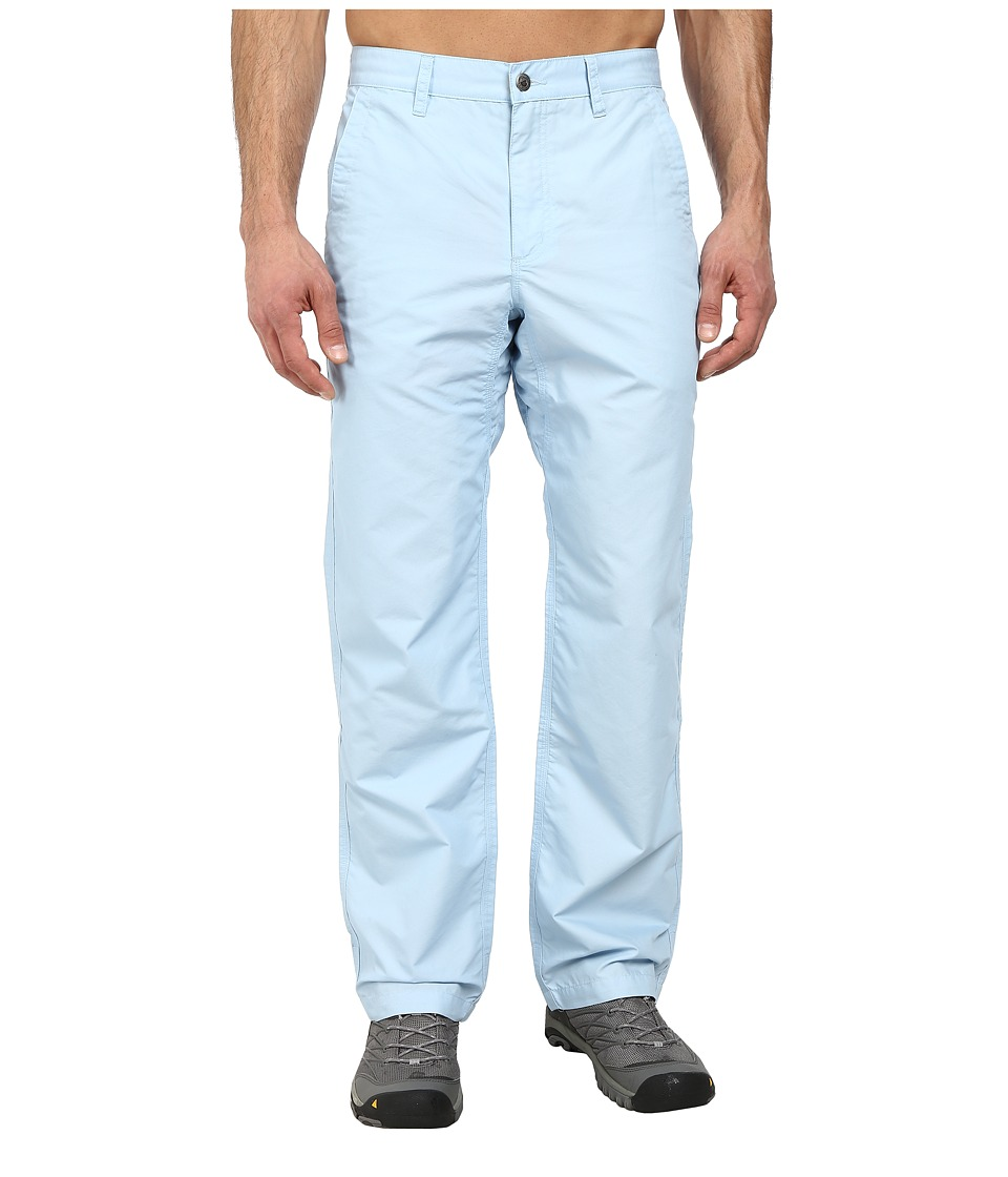 Mountain Khakis - Poplin Pant (Morning Sky) Men's Casual Pants