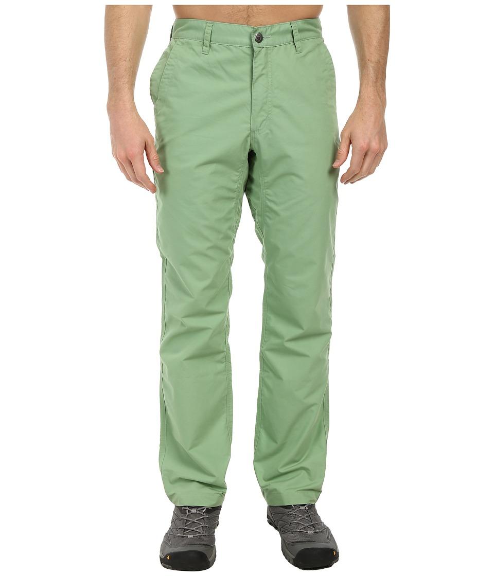 Mountain Khakis - Broadway Fit Poplin Pant (Mint) Men's Casual Pants
