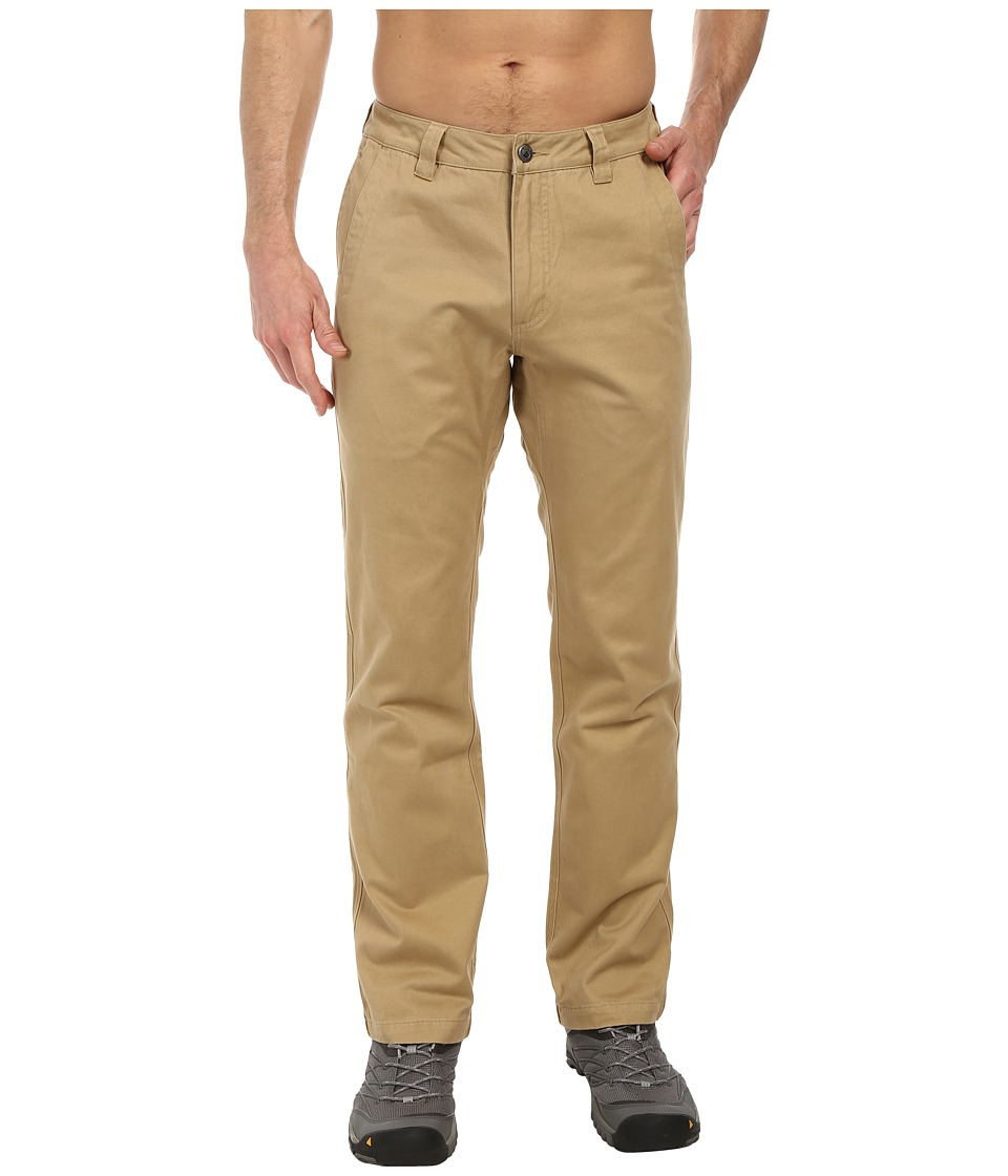 Mountain Khakis - Slim Fit Teton Twill Pant (Retro Khaki) Men's Casual Pants