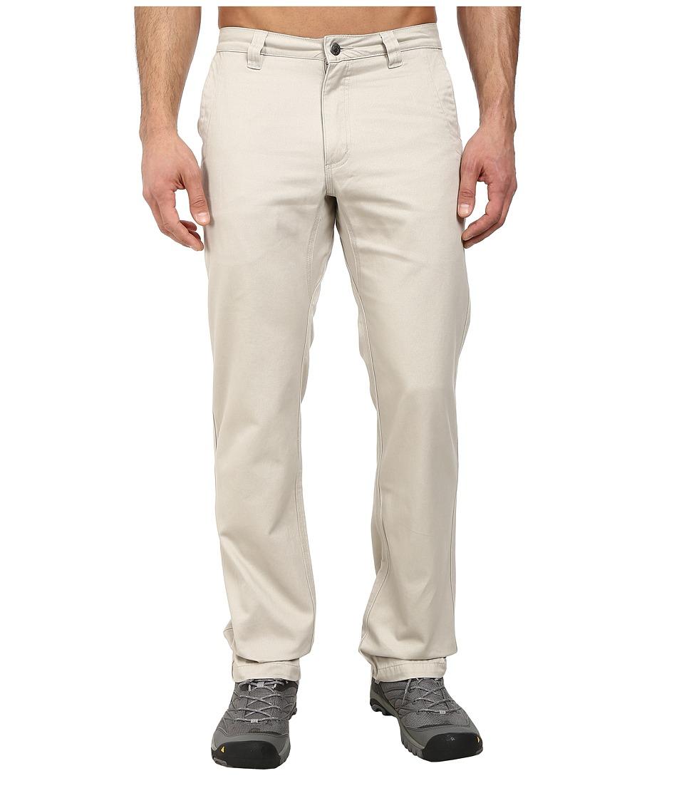 Mountain Khakis - Broadway Fit Teton Twill Pant (Stone) Men's Casual Pants