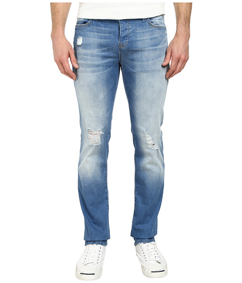 DC - Worker Basic Slim Jean (Indigo Rinse) Men's Jeans