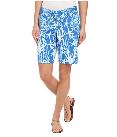 Lilly Pulitzer - Chipper Bermuda Short (Brewster Blue Good Reef Small) Women