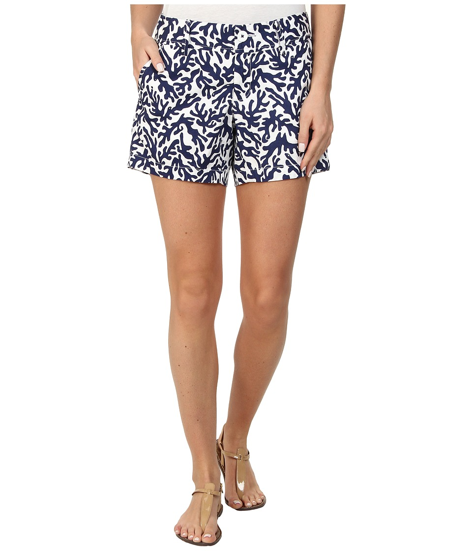 Lilly Pulitzer - Callahan Short (Bright Navy Treasure) Women's Shorts