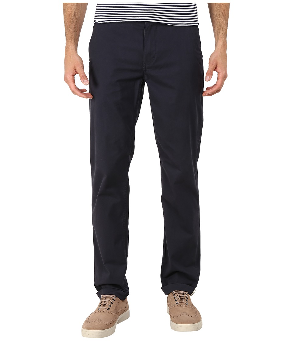 Ben Sherman - Slim Stretch Chino (Dark Navy) Men's Casual Pants