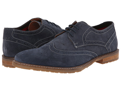 Ben Sherman - Bergen Suede (Navy) Men's Shoes