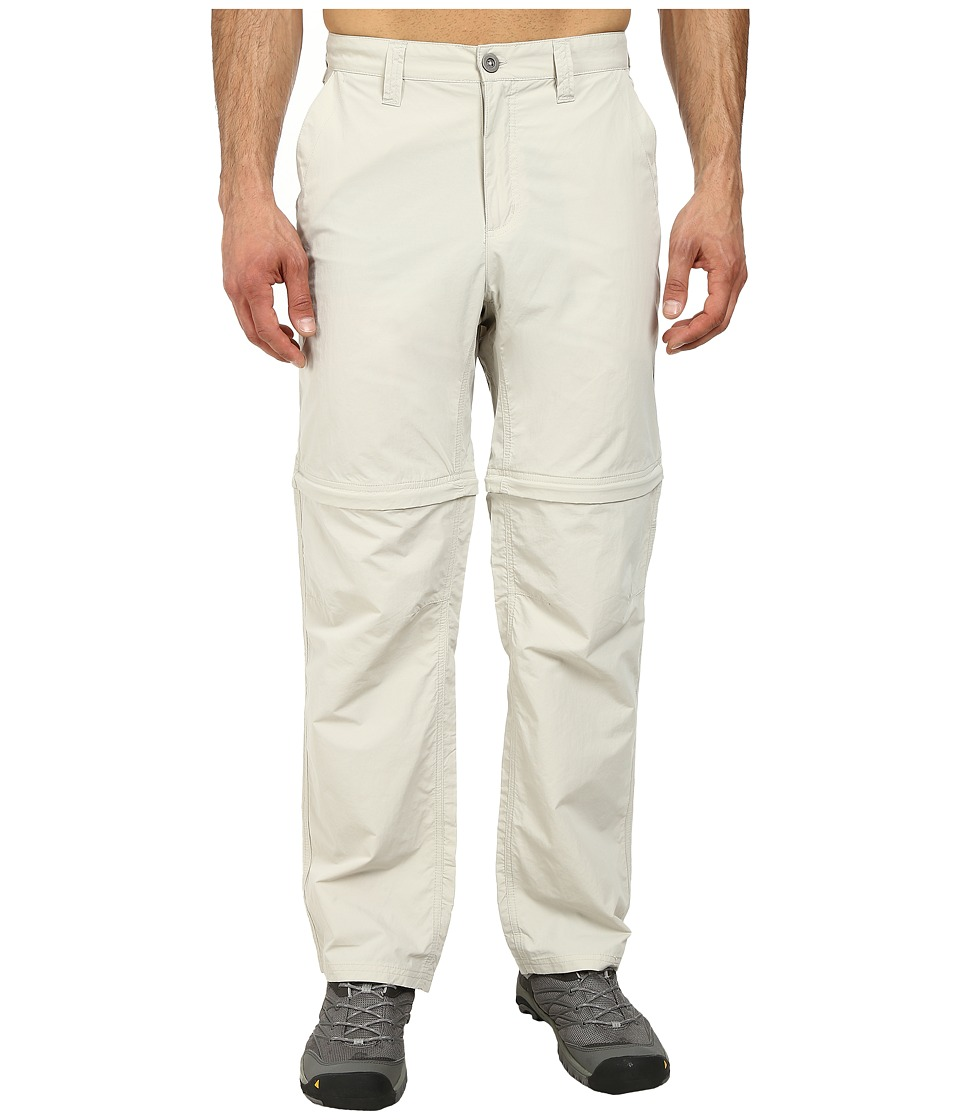 Mountain Khakis - Equatorial Convertible Pant (Stone) Men's Casual Pants