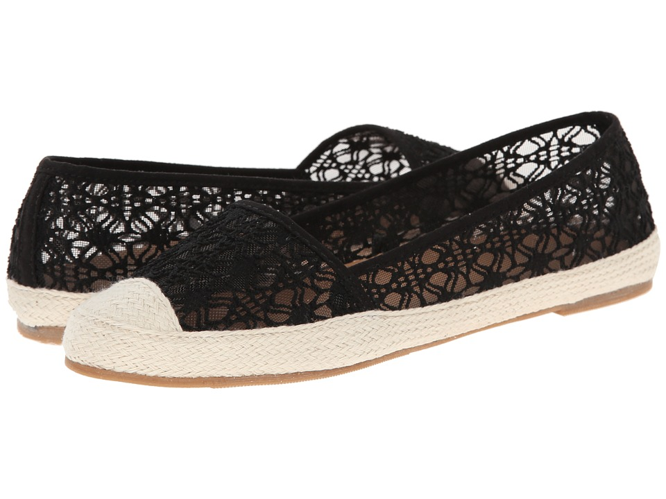 Flojos - Carrie (Black) Women's Sandals