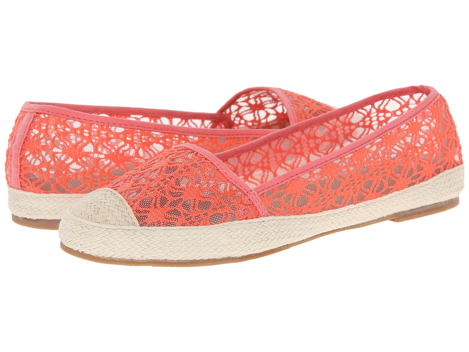 Flojos - Carrie (Coral) Women's Sandals