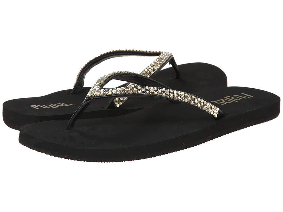 Flojos Talia (Black) Women