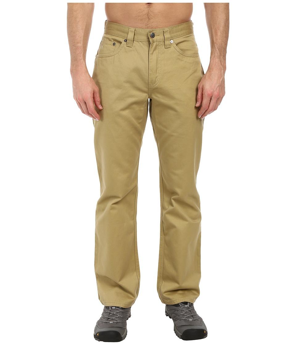 Mountain Khakis - Canyon Twill Pant (Freestone) Men's Casual Pants