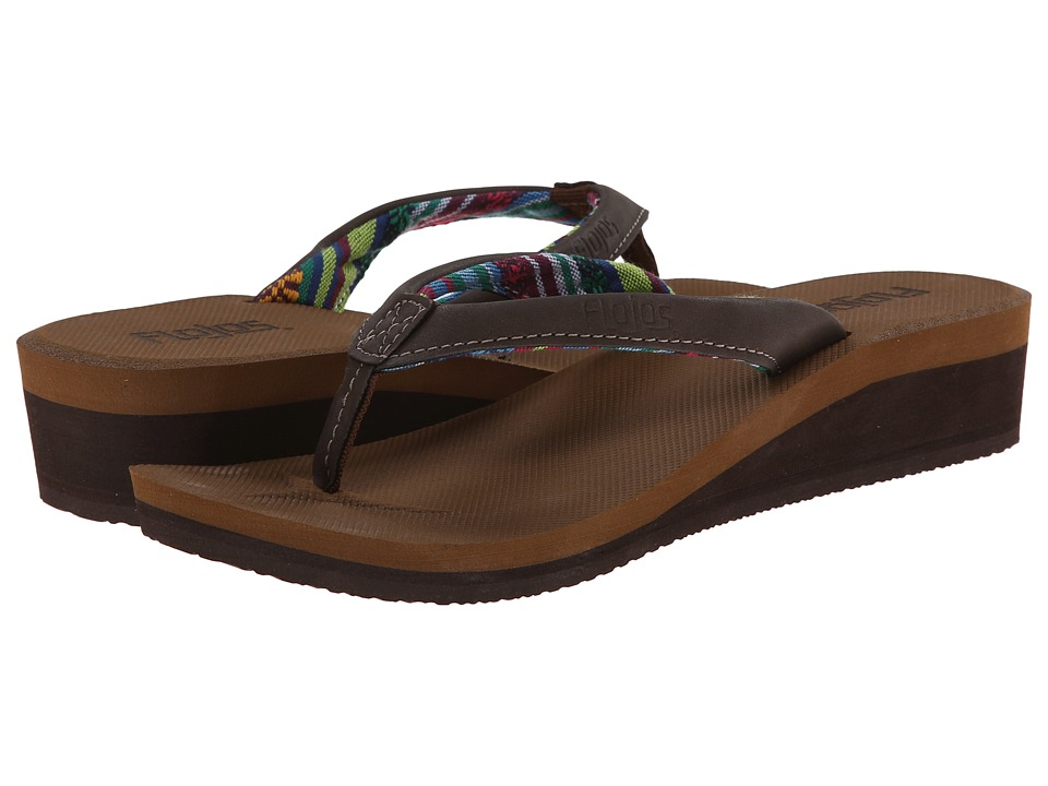 Flojos - Piper (Brown) Women's Shoes
