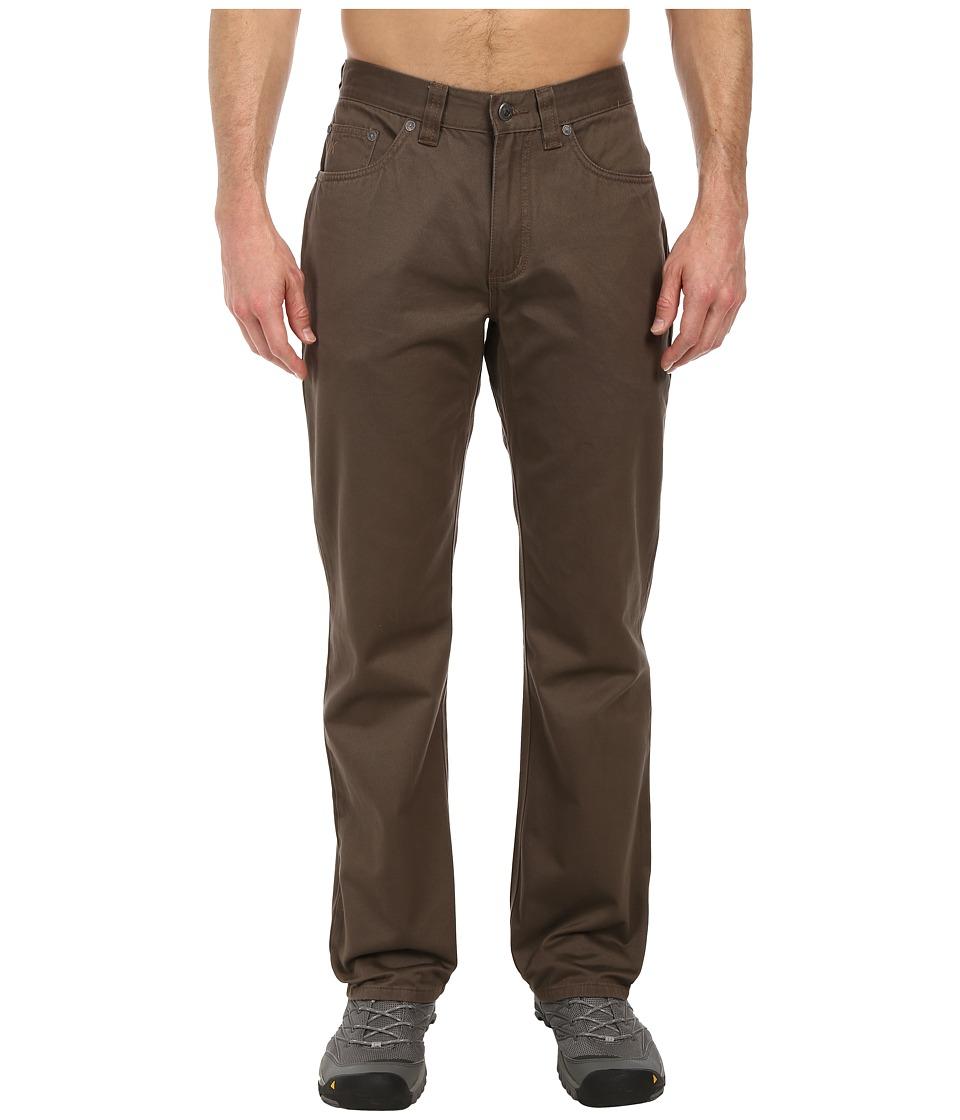 Mountain Khakis - Canyon Twill Pant (Terra) Men's Casual Pants