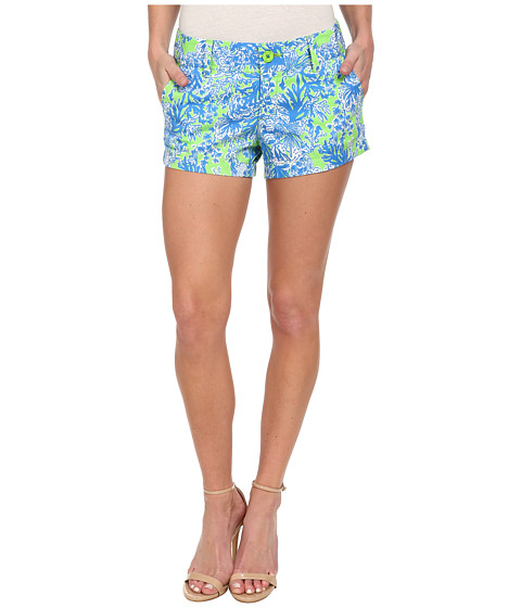 Lilly Pulitzer - Walsh Short (Limeade) Women's Shorts