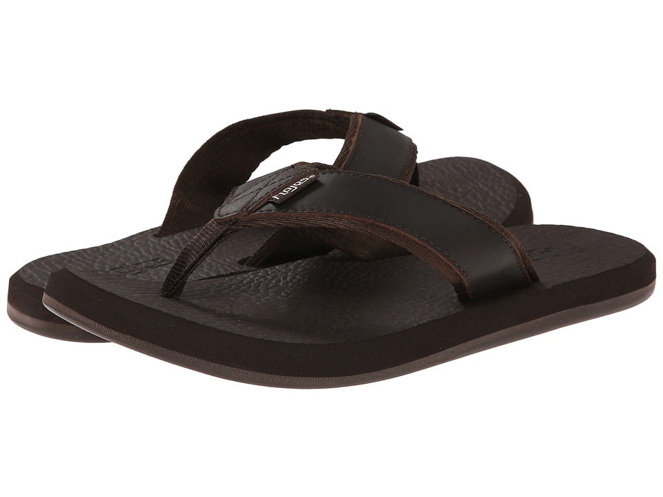 Flojos - Cole IV (Brown) Men's Sandals