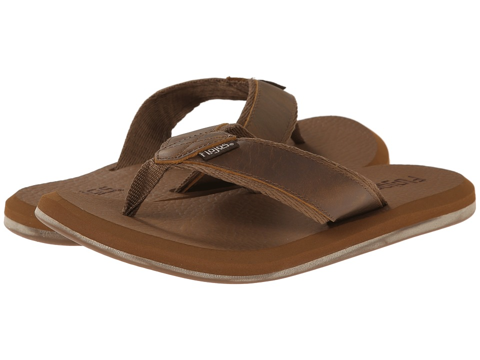 Flojos - Cole IV (Tan) Men's Sandals