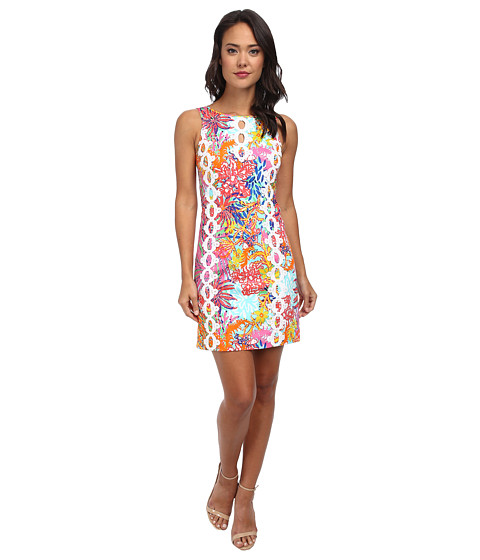 Lilly Pulitzer - Ember Shift (Multi Fishing For Compliments) Women's Dress