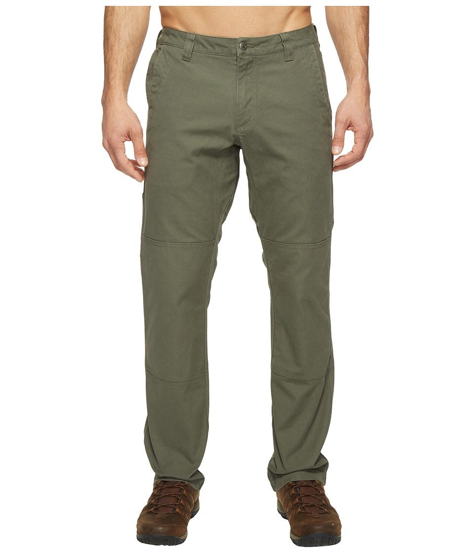 Mountain Khakis - Slim Fit Alpine Utility Pant (Pine) Men's Casual Pants