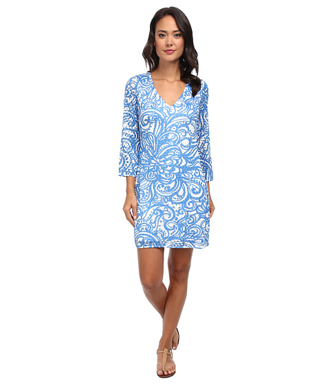 Lilly Pulitzer - Jade Dress (Resort White Current Affairs) Women