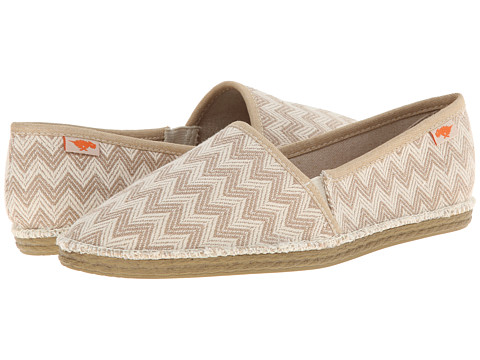 Rocket Dog - Henna (Natural Waverunner) Women's Slip on Shoes