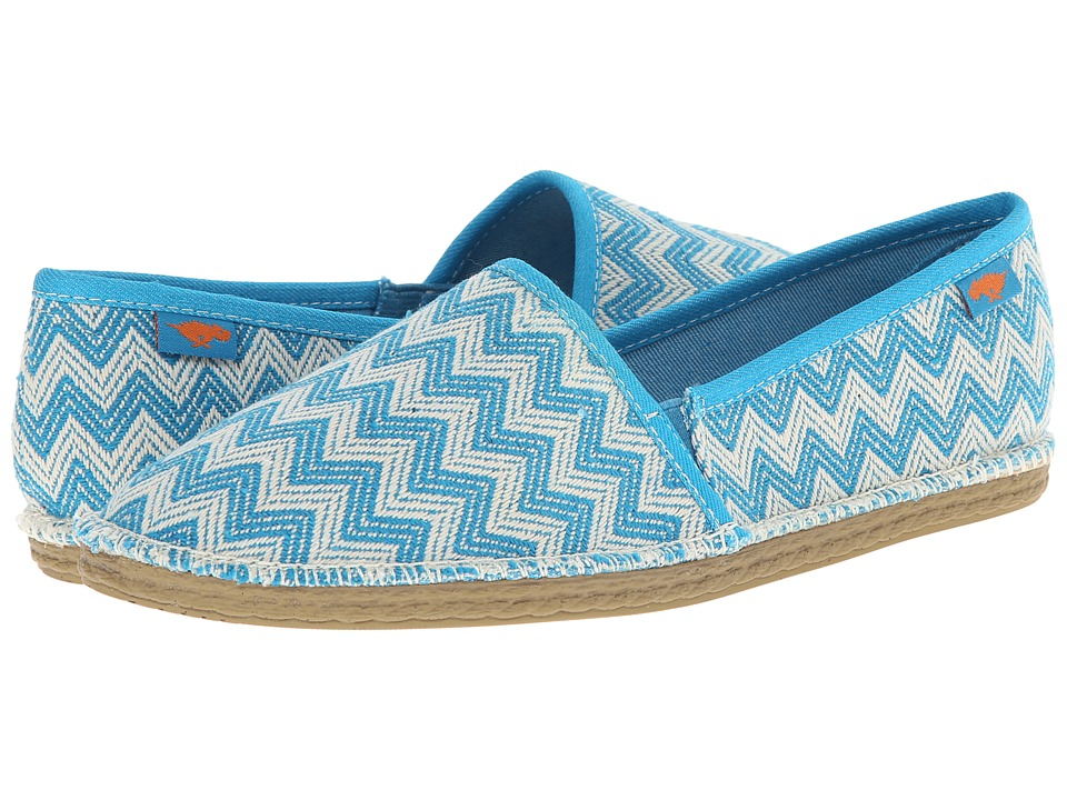 Rocket Dog - Henna (Riviera Waverunner) Women's Slip on Shoes