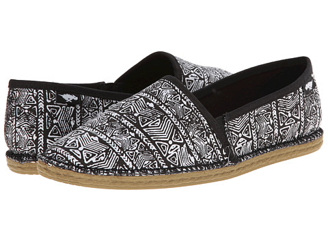 Rocket Dog - Henna (Black Java) Women's Slip on Shoes