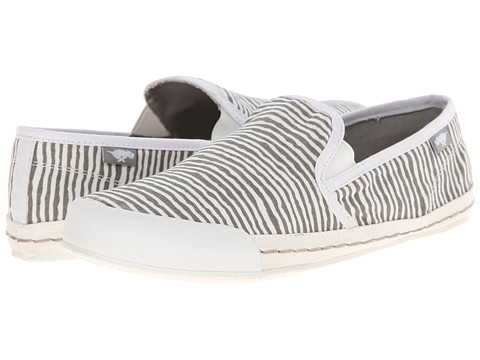 Rocket Dog - Scoop (Grey Quake) Women's Slip on Shoes