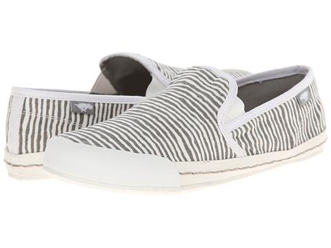 Rocket Dog - Scoop (Grey Quake) Women's Slip on Shoes