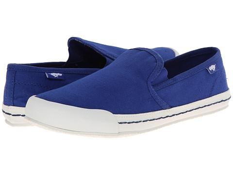 Rocket Dog - Scoop (Cobalt Sunny) Women's Slip on Shoes