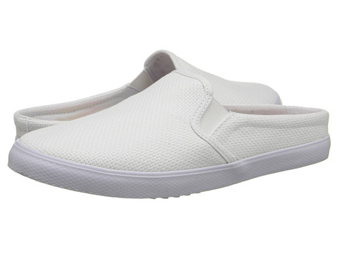 Rocket Dog - Bamille (White Hampton) Women's Slip on Shoes