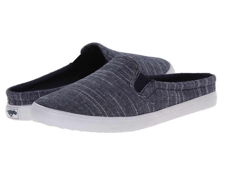 Rocket Dog - Bamille (Indigo Coverall) Women's Slip on Shoes