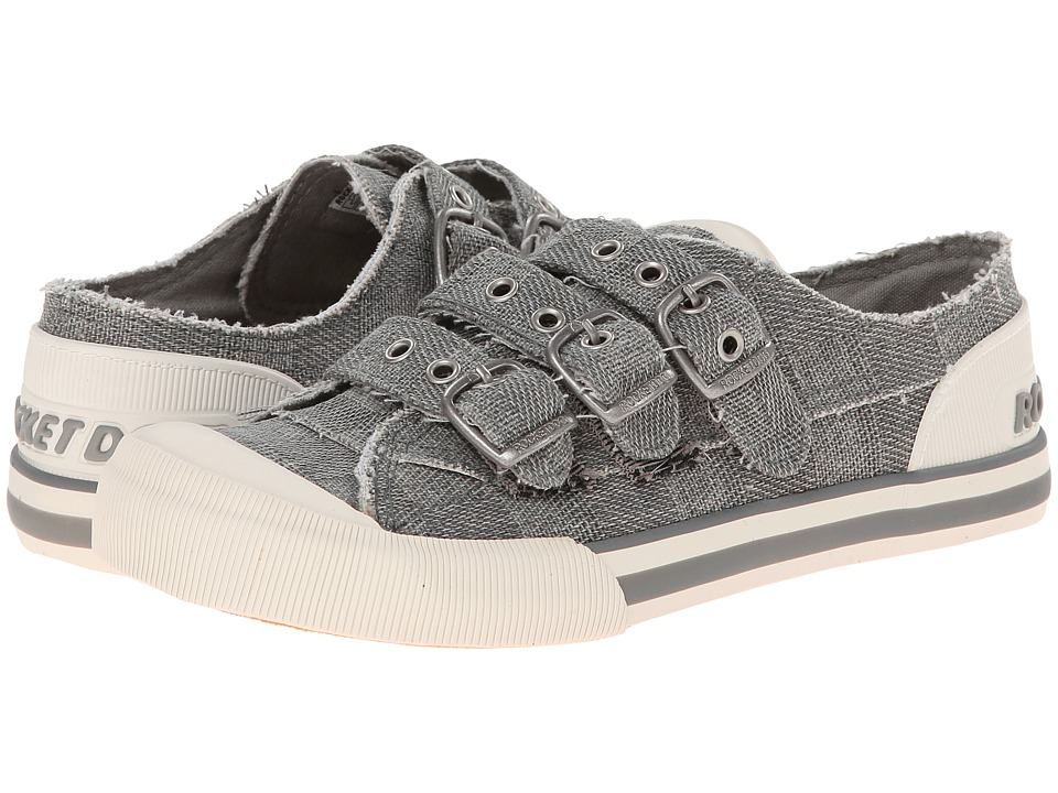Rocket Dog - Jolissa (Grey Ranger) Women's Lace up casual Shoes