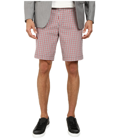 Ben Sherman - House Gingham Short (Dawn Red) Men
