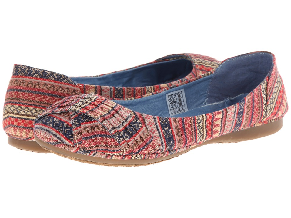 Rocket Dog - Raylan (Natural Pueblo) Women's Shoes
