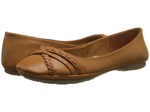 Rocket Dog - Roty (Natural Desert Plane) Women's Flat Shoes
