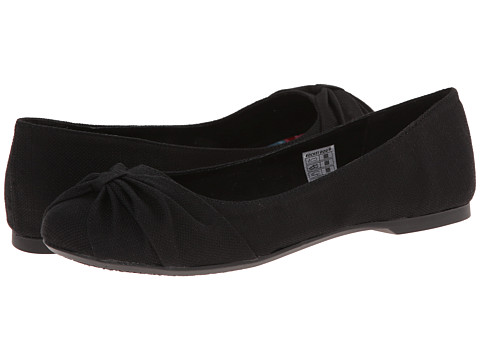 Rocket Dog - Tahiti (Black Beach Ball) Women's Flat Shoes