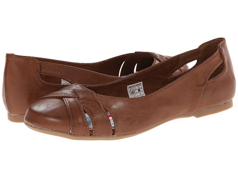 Rocket Dog - Terries (Dark Brown Desert Plane) Women's Flat Shoes