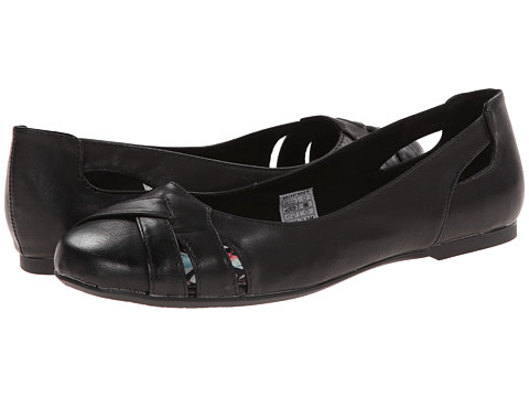 Rocket Dog - Terries (Black Bromley) Women's Flat Shoes