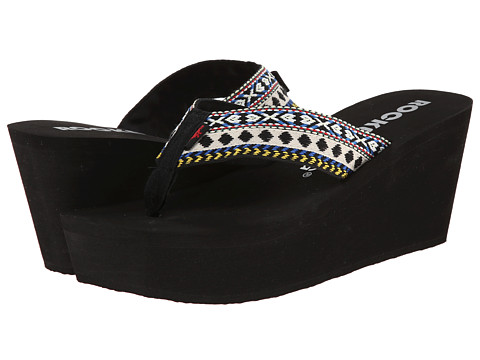Rocket Dog - Diver (Black Multi Webbing) Women's Sandals