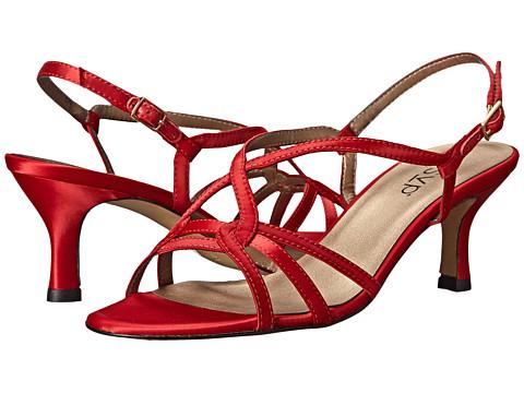 rsvp - Magnus (Red Loc Satin) High Heels