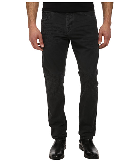 True Religion - Dean Relaxed Tapered Geo Patched Quilted (Tar) Men