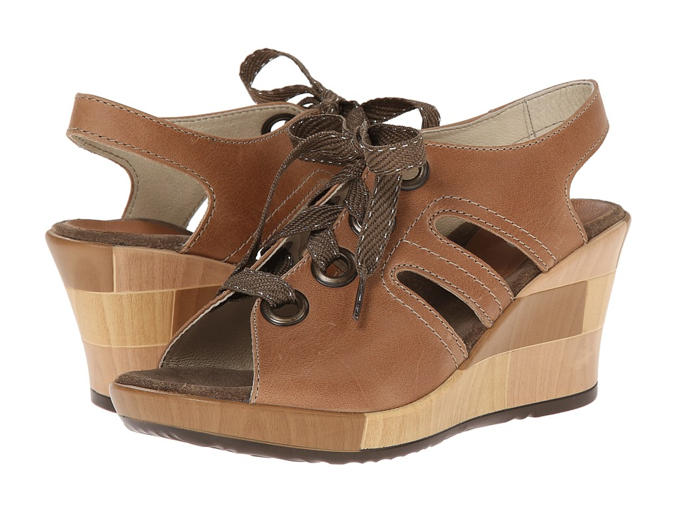 Wolky - Gloriosa (Nude) Women's Sandals