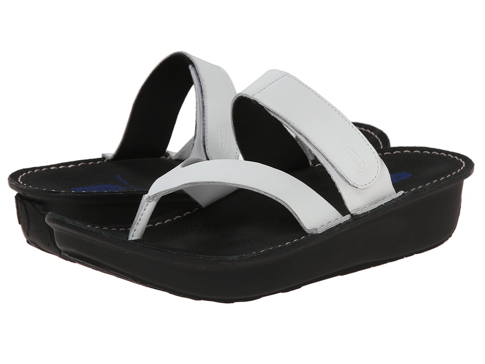 Wolky - Tahiti (White) Women's Sandals