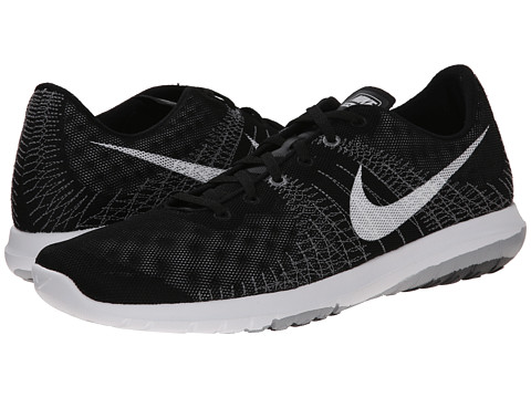Nike - Flex Fury (Black/Wolf Grey/Cool Grey/White 2) Men's Running Shoes
