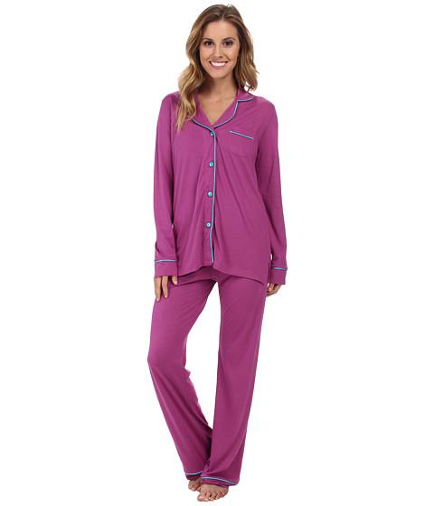 Cosabella - Bella PJ (Persian Violet/Babylon Blue) Women's Pajama Sets