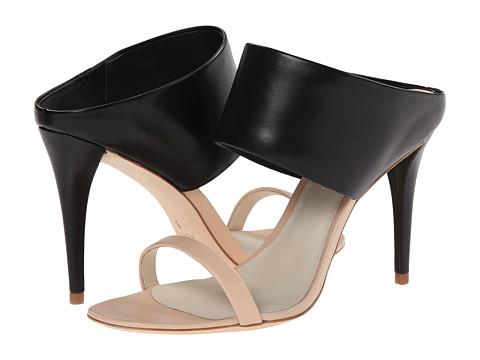 Aerin - Larissa (Black/Light Peach/Calf) High Heels