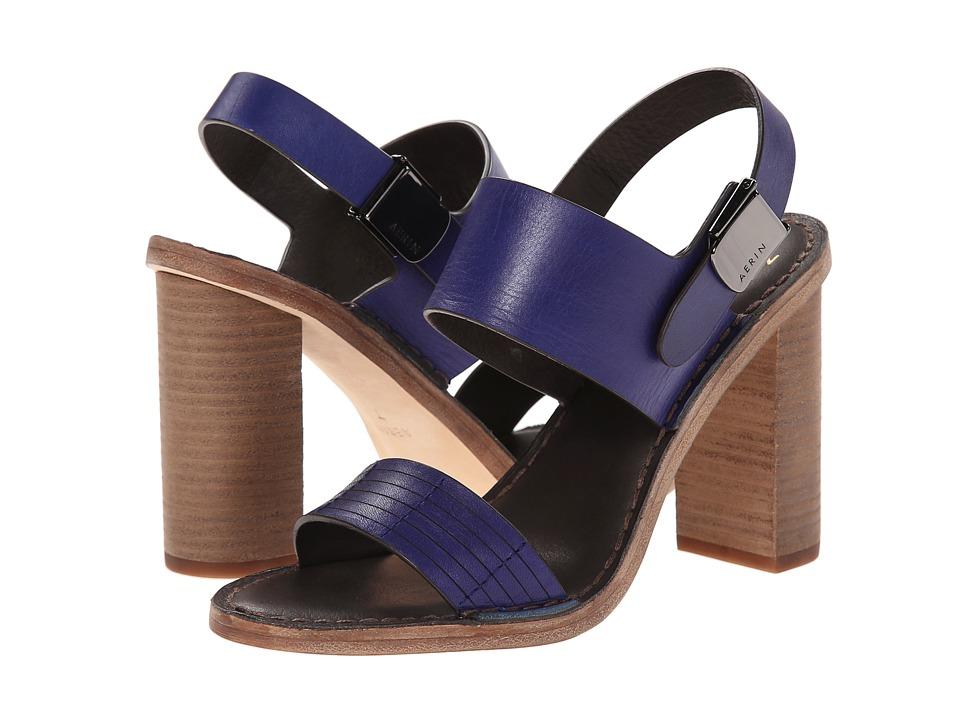 Aerin - Hetty (Violet Calf) High Heels