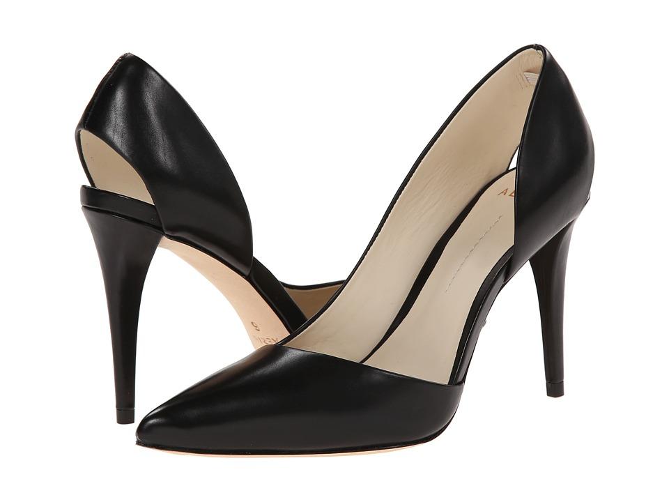 Aerin - Fleur (Black Calf) High Heels