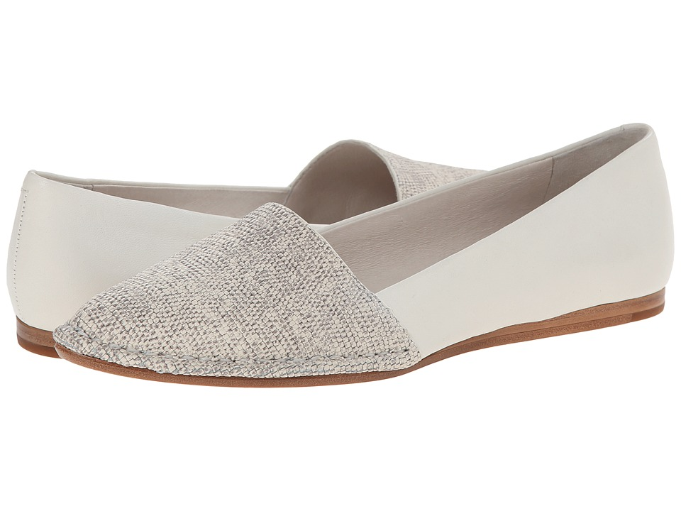 Aerin - Steel (Salt/Ivory Ring Lizard Print/Matte Nappa) Women's Slip on Shoes