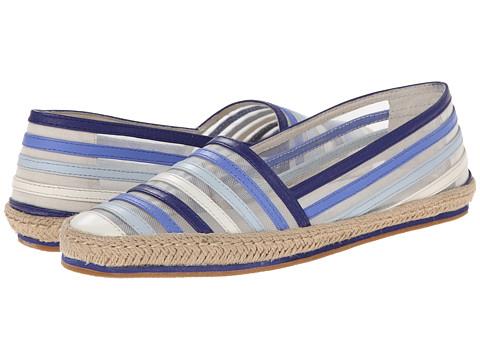 Aerin - Marion (Indigo Multi Matte Nappa) Women's Slip on Shoes