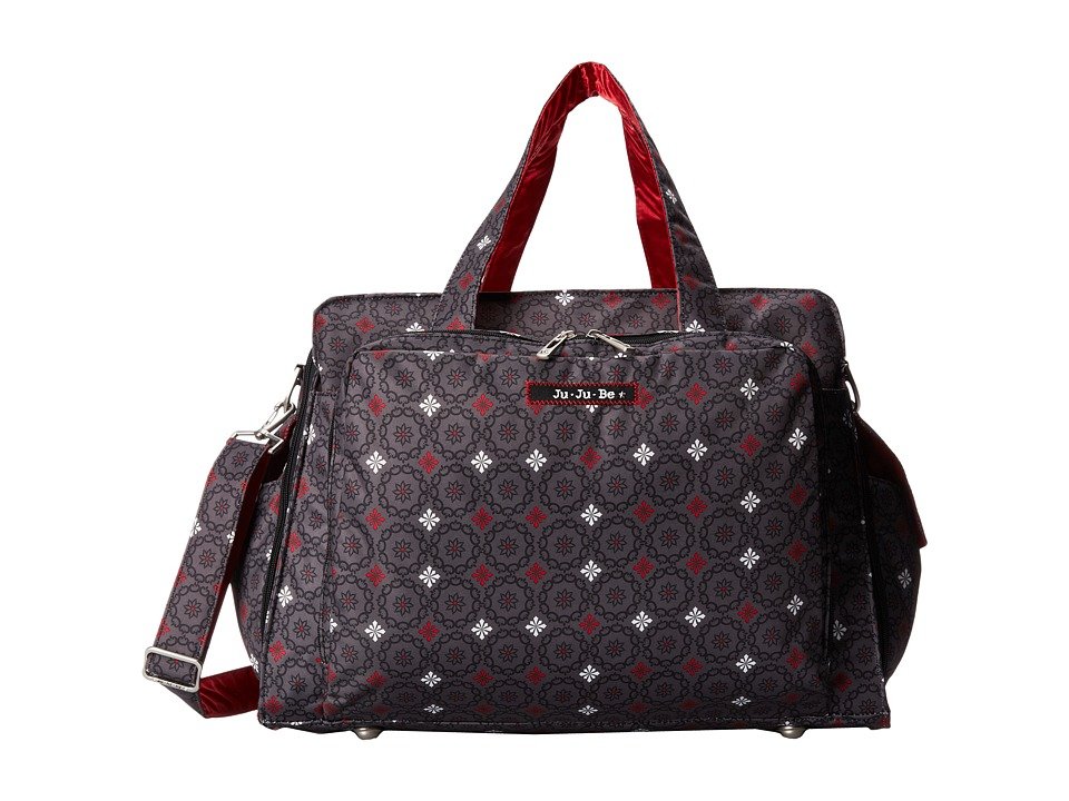 Ju-Ju-Be - Be Prepared (Magic Merlot) Diaper Bags